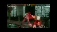 Tekken 6 Bruce 14 Hit Raged Death