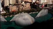 * Воден Балет * Bellagio Fountains - Sarah Brightman Andrea Bocelli - Time To Say Goodbye
