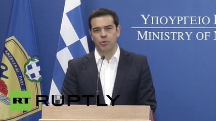 Greece: Tsipras calls for national unity after crunch referendum