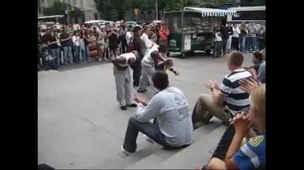 Нинджи На Улицата