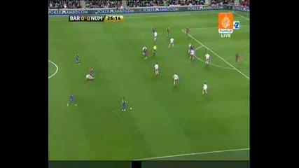 Барселона - Нумансия 4:1