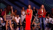 Христина, Мишел и Гери-Никол - X Factor кастинг (07.10.2014)