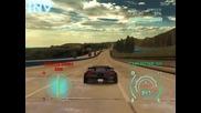 NFS Undercover - Lamborghini Gallardo Max Speed - 357 Km/h