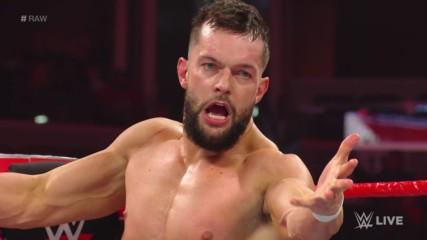Finn Bálor vs. Jinder Mahal: Raw, Jan. 14, 2019