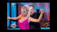 Потресаващо - Андреа Се Чекне И Мята В Румънско Шоу За Танци