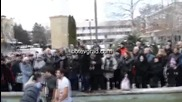 В Ботевград се сбиха за кръста