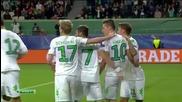 15.09.15 Волфсбург - Цска Москва 1:0 *шампионска лига*