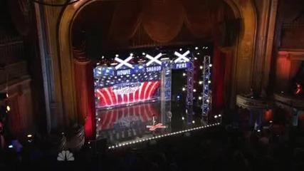 Future Funk (full video) Americas Got Talent 2010