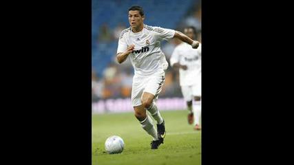 Super snimki na Cronaldo v Real Madrid