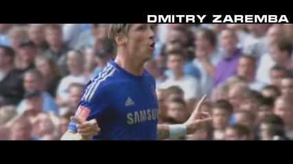 Fernando Torres All Goals & Skills 2012-2013 Hd