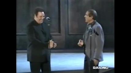 Tom Jones and Adriano Celentano - Delilah