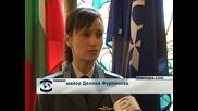 Жените в армията не отстъпват на мъжете