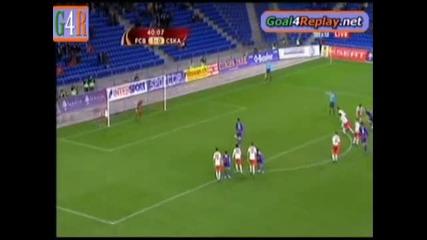 Basel - Cska 2 - 0 (3 - 1) 5 11 2009