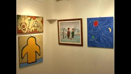 Изложба по Коледа