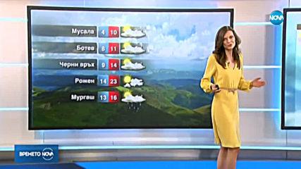 Прогноза за времето (18.09.2019 - обедна емисия)