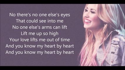 Demi Lovato - Heart by Heart (full Song)