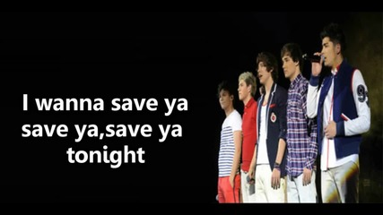 One Direction - Up all Night Full Album + Lyrics