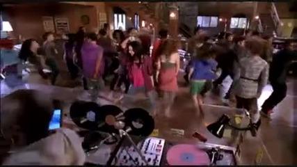 Бг Превод И En ! Camp Rock 2 - Can`t Back Down | Официално видео |