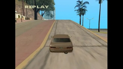 Gta San Andreas: Каскада