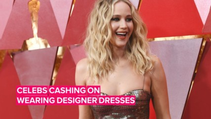 This is how much celebs get paid to wear designer dresses