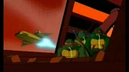 Tmnt ep55 - Space Invader Part 2 - Костенурките нинджа 2003 - 2007