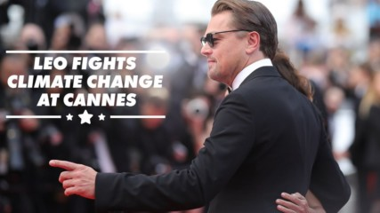 Leo DiCaprio brings climate change doc to Cannes