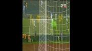 Lacio - Levski Goal Yovov Hq Bg Audio
