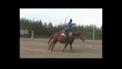 Horseback Archery in Bulgaria