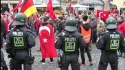 Germany: Police prevent clashes at anti-PKK protest in Nuremberg