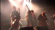 Angaschmang Stringanga Backstage 25.10.08