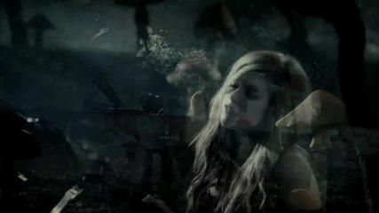 Avril Lavigne - Alice in Wonderland High Quality