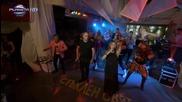 New. -- Video Roksana & Dzhamaykata - A Taka, Taka - live, 2014
