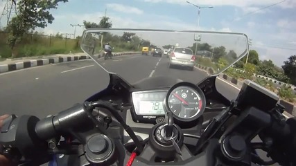India's Fastest Street Spec Yamaha R15 - Hd Video