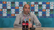 Russia: 'Tomorrow is going to be a real test' - Belgium coach on upcoming Russia clash at Euro 2020