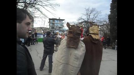 Кукери с.веселиново фестивал в гр.ямбол