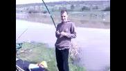 Риболов На Замразена Скумрия