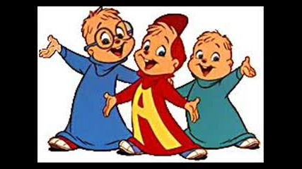 Alvin and The Chipmunks sing.i Believe I Can Fly
