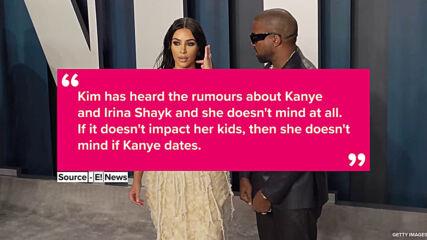 Kanye West whisks Irina Shayk to France for romantic birthday trip