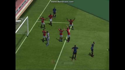 Fifa 13 - Компилация от голове #1
