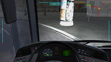 Bussimulator2012: Карам градски автобус