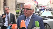 Austria: Steinmeier and Mogherini call for quick resumption of Geneva talks