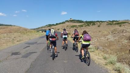 12 част - Обиколка на великата Родопа планина с колела 2015 - през светилището на орфей