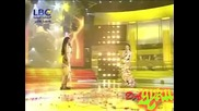 Haifa Wehbe and Amani Souissi on Star Academy 2 (2005) - Ya Hayat Albi  * High quality