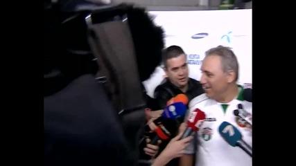 Стоичков: Не следя български футбол