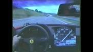 Ferrari F40 - Ускорение
