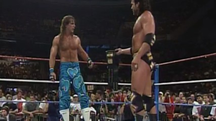 Shawn Michaels vs. Razor Ramon: SummerSlam 1995 - Intercontinental Championship Ladder Match