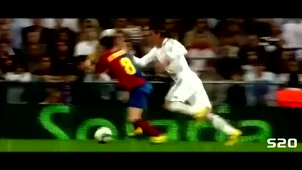 Real Madrid - Barcelona El Clasico