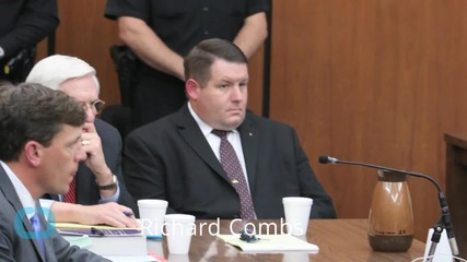 Mistrial in Case of Ex-South Carolina Police Chief Richard Combs