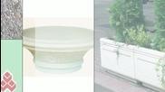 Инекс Дизайн производство на изделия от цветен мозаечен бетон София