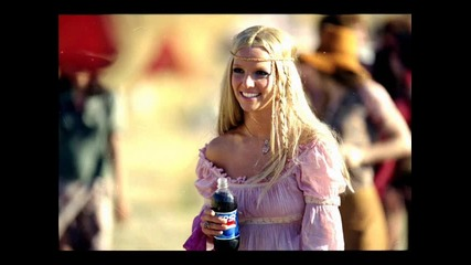 Britney Spears - Pepsi (commercial)